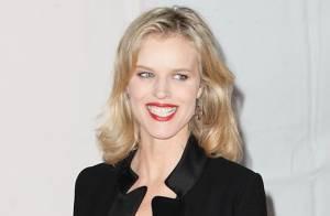 Eva Herzigova : Enceinte, le top model est sublime pour le Cirque du Soleil