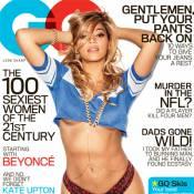 Beyoncé Knowles : Sexy pour GQ pendant que sa fille Blue Ivy joue aux cartes