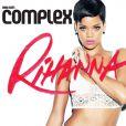 Rihanna dans sa période  A Girl Like Me , nom de son second album, photographiée par Zoe McConnell pour le numéro de février-mars 2013 du magazine  Complex .