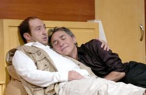 Patrick Timsit et Richard Berry, un couple gay a-mou-reux !