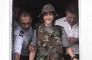 VIDEO + PHOTOS : Les dernières 24h d'Ingrid Betancourt en images !