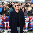 Simon Cowell arrive aux auditions de l'émission Britain's Got Talent à Cardiff, le 16 janvier 2013.