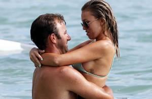 Paulina Gretzky, fille de Wayne, et le golfeur Dustin Johnson amoureux à Hawaï