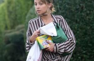 Nicole Richie : Une maman lookée et attentive pour Harlow et Sparrow