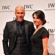 Zinédine Zidane et Boris Becker : Élégants avec leurs belles Véronique et Lilly