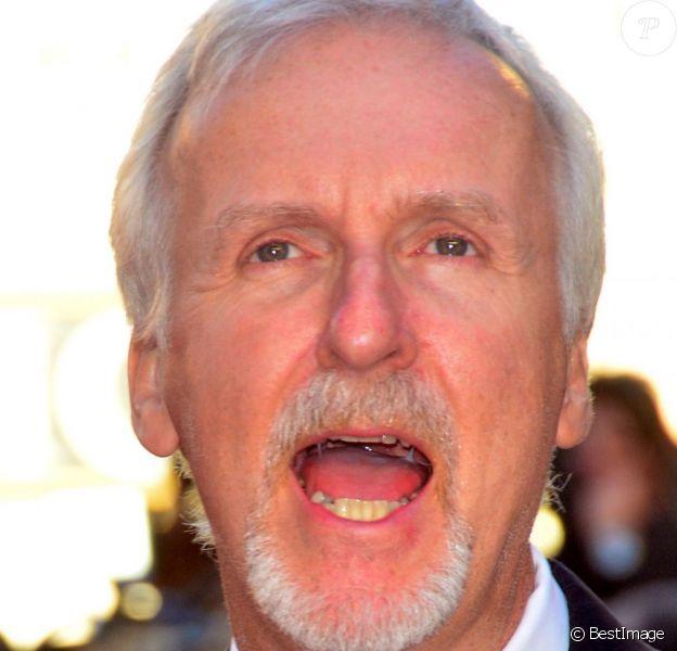 James Cameron doit livrer les brouillons de son scénario à la justice, car il est accusé de plagiat pour le film Avatar. (Photo du 27 mars 2012)