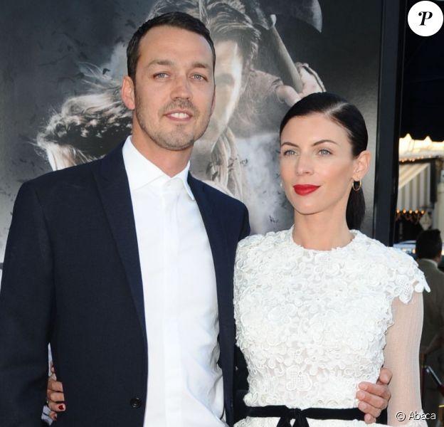 Rupert Sanders et Liberty Ross à la première de Blanche-Neige et le Chasseur à Los Angeles, le 29 mai 2012. Le film qui aura tué leur mariage.