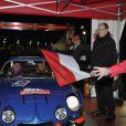 Départ du Rallye Monte-Carlo historique le 27 janvier 2013 à Monaco