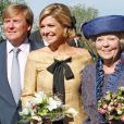 La reine Beatrix des Pays-Bas avait une annonce solennelle à faire le 28 janvier 2013 à 19 heures...