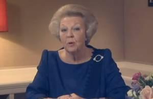 Beatrix des Pays-Bas : La reine, émue, annonce son abdication, le 30 avril 2013
