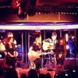 Taylor Swift en concert privé à Paris, le 28 janvier 2013.