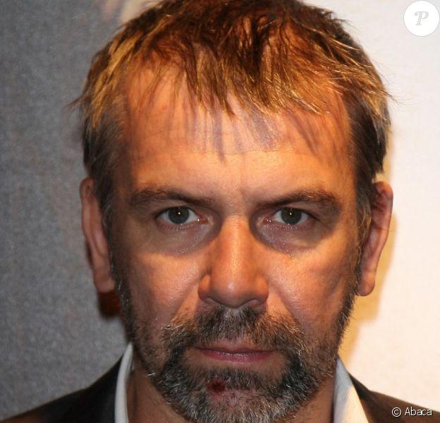 Philippe Torreton à Paris, le 30 août 2011.