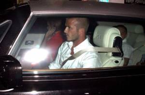 PHOTOS : Quand les Beckham sont de sortie...