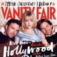 Emma Stone entourée de Bradley Cooper et Ben Affleck en couverture du Portfolio Hollywood du Vanity Fair disponible le 1er février.