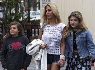 Shauna Sand : Pas de soutien-gorge et un top vulgaire, un look choquant de maman