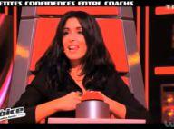The Voice 2 - Louis perturbé par le décolleté sexy de Jenifer : ''On les voit''