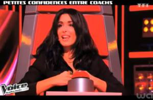 The Voice 2 - Louis perturbé par le décolleté sexy de Jenifer : ''On les voit''