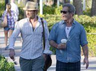 Gerard Butler copine avec Mel Gibson, sa belle Madalina envoûte Rome