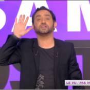Cyril Hanouna, en grève, manifeste pour que Sheryfa Luna soit jurée de Popstars