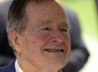George Bush ''père'' : Des mails et des photos de lui à l'hôpital ont été volées