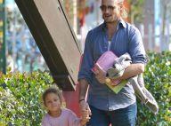 Gabriel Aubry : L'ex d'Halle Berry complètement gaga de leur fille Nahla