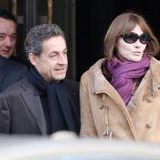 Carla Bruni et Nicolas Sarkozy : À New York et Paris, les amoureux profitent