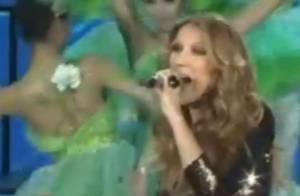 Céline Dion chante en chinois pour le Nouvel An et ses fans asiatiques