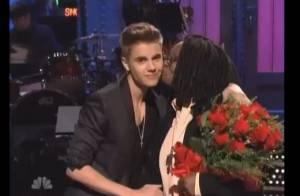 Justin Bieber déclare sa flamme à Whoopi Goldberg et évoque la marijuana