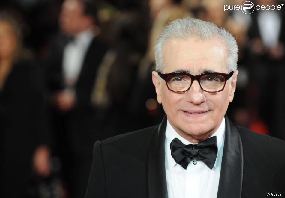Martin Scorsese, ici à la première d'Hugo Cabret à Londres le 28 novembre 2011, sera producteur exécutif sur le prochain film de Luc Besson, Malavita.