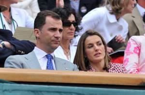 PHOTOS : Letizia et Felipe d'Espagne fous de joie grâce à Rafael Nadal !