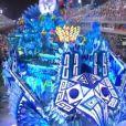 Défilé de l'école de samba Portela lors du Carnaval de Rio le 11 février 2013