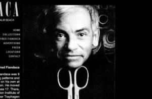 Alfred Fiandaca : Mort du couturier des stars