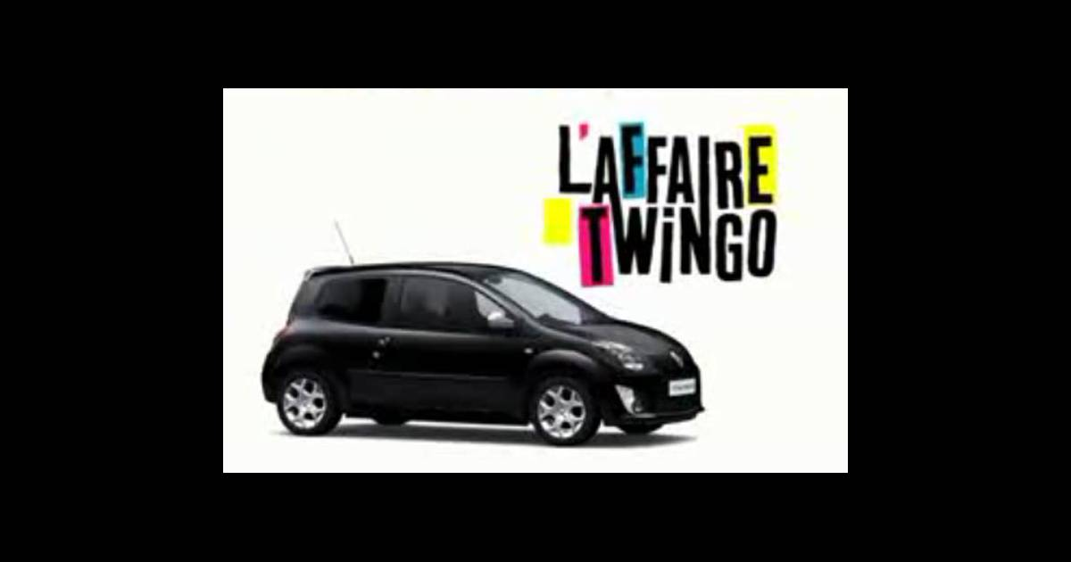 pub twingo renault. Black Bedroom Furniture Sets. Home Design Ideas
