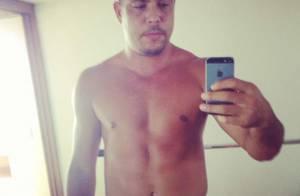 Ronaldo : L'improbable transformation de 'Gronaldo', ses kilos en trop envolés !