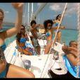 Reeva Steenkamp dans Tropika Island of Treasure 5