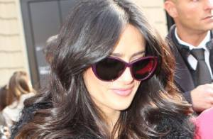 Fashion Week : Salma Hayek initie sa belle-fille Mathilde à la mode