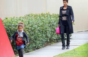 Halle Berry : Pleine d'énergie, sa fille Nahla court dans tous les sens