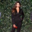 Le top brésilien Camila Alves à la soirée Red Carpet Style de QVC le vendrdi 22 février 2013, à Beverly Hills.