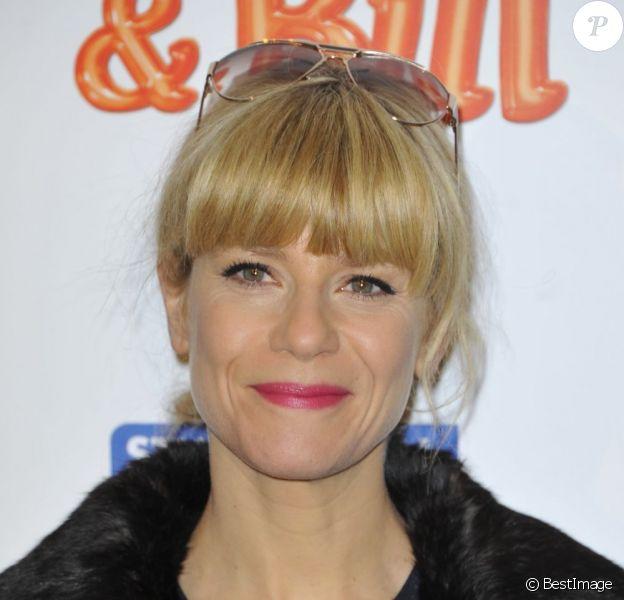 Marina Fois à l'avant-première du film Boule et Bill au cinéma le Grand Rex à Paris, le 24 février 2013.