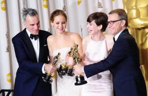 Oscars 2013 : Le palmarès complet et en images de la 85e cérémonie