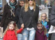 Sarah Jessica Parker : Look débraillé, ses filles sont mieux habillées !