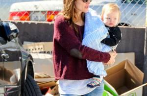 Jennifer Garner célèbre le premier anniversaire de son fils Samuel