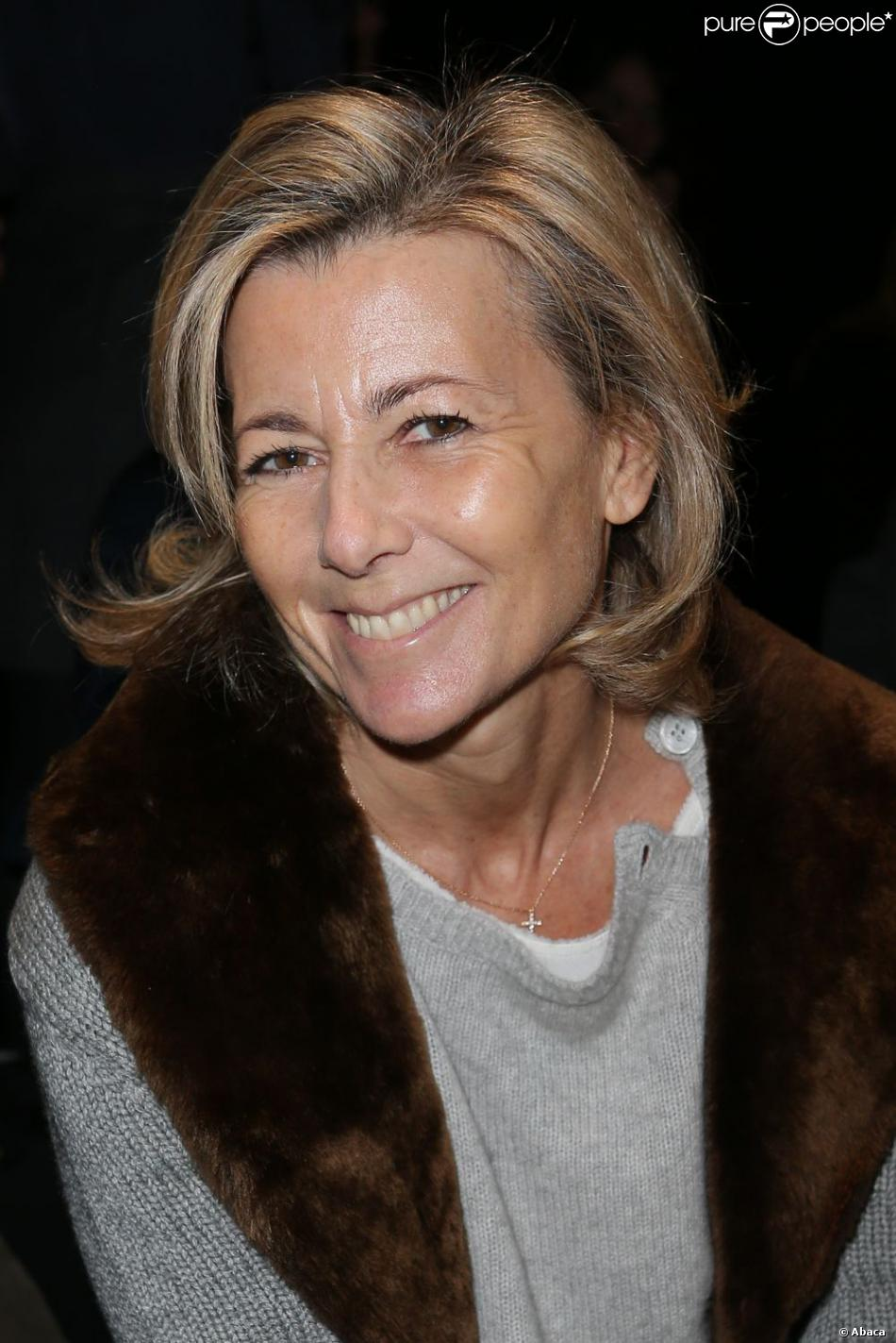 Alfa Img  Showing &gt Claire Chazal 2014