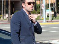 Ben Affleck : Sans sa barbe, le réalisateur oscarisé est de retour au travail !