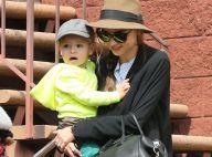 Miranda Kerr, chic et discrète : Virée sportive avec Flynn... et belle-maman !