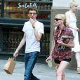 Kirsten Dunst et ses gambettes