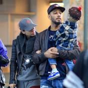 Alicia Keys : Son mari et son petit Egypt ne la quittent plus, même en tournée