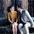 Romain Duris et Audrey Tautou, le couple de L'Ecume des Jours.