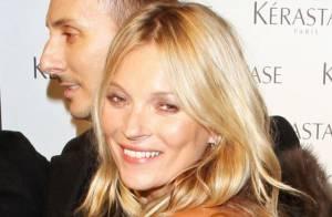 Kate Moss : Radieuse en nouvelle membre de la famille L'Oréal