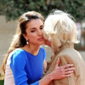 Rania de Jordanie: Sublime au côté de son mari pour le prince Charles et Camilla